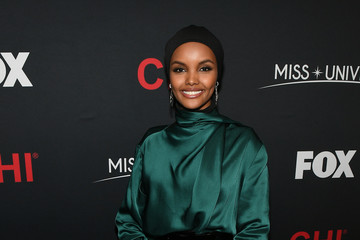 Halima Aden The 2019 Miss Universe Pageant - Arrivals