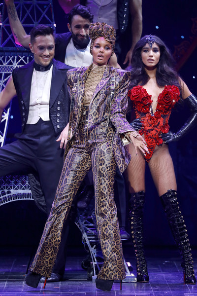 The Blonds X Moulin Rouge! The Musical - Runway - September 2019 - New York Fashion Week: The Shows