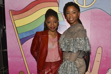 Halle Bailey Freeform Summit - Inside