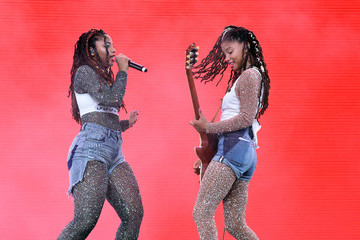 Halle Bailey 2018 Coachella Valley Music And Arts Festival - Weekend 1 - Day 2