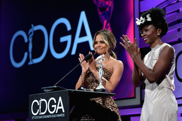 Halle Berry 21st CDGA (Costume Designers Guild Awards) - Show And Audience