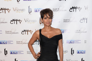 Halle Berry Fame And Philanthropy Post-Oscar Party