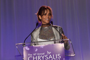 Halle Berry 16th Annual Chrysalis Butterfly Ball - Inside