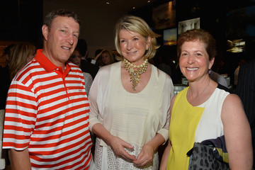 Halley Levy Jordan Levy Martha Stewart Celebrates South Beach Wine And Food Festival With DuJour Magazine's Jason Binn And Lee Brian Schrager At The Ritz-Carlton Miami Beach Residences