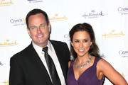 dave-nehdar-and-lacey-chabert