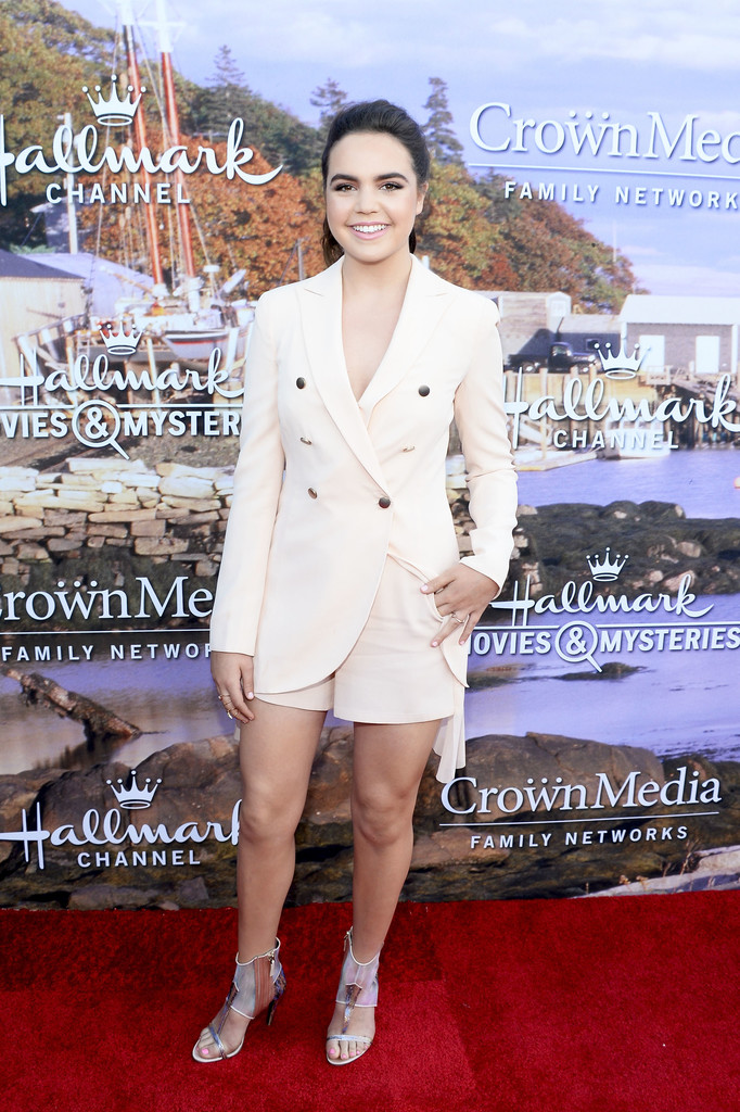 Bailee madison in hallmark channel and hallmark movies and for Hallmark movies and mysteries channel