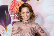 Actress Candace Cameron Bure attends Hallmark Channel And Hallmark Movies and Mysteries Winter 2018 TCA Press Tour at Tournament House on January 13, 2018 in Pasadena, California.