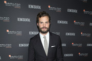 Jamie Dornan attends the Hamilton Behind the Camera Awards presented by Los Angeles Confidential Magazine on November 4, 2018 in Los Angeles, California.