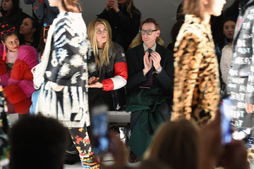Hamish Bowles Libertine - Front Row - February 2017 - New York Fashion Week: The Shows