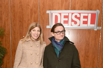Hamish Bowles Virginia Smith Diesel Opened a Real Knock-off Store on Canal Street During NY Fashion Week
