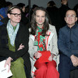 Hamish Bowles Monse - Front Row - February 2020 - New York Fashion Week: The Shows