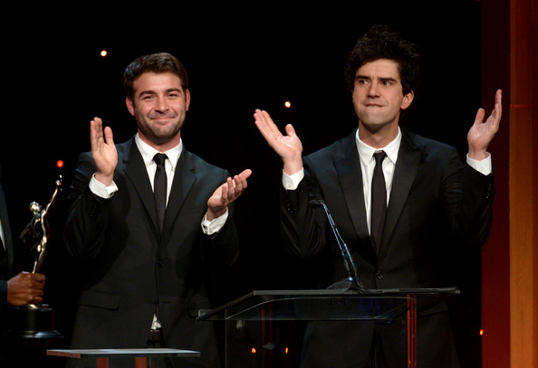 64th Annual ACE Eddie Awards - Show [event,orator,performance,public speaking,suit,speech,formal wear,musician,gesture,music,ace,actors,hamish linklater,james wolk,r,eddie awards,california,hollywood,paramount studios,show]