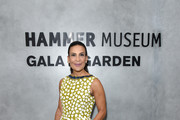 Andrea Fiuczynski attends Hammer Museum's 17th Annual Gala In The Garden on October 12, 2019 in Los Angeles, California.