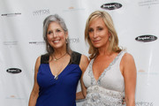 (L-R) Kelly Rutherford and Joan Hornig attend Hamptons Magazine Celebration of The Children's Justice Campaign Of Joan & George Hornig on August 16, 2014 in Water Mill, New York.