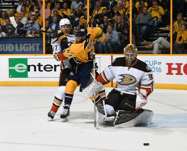 Anaheim Ducks v Nashville Predators - Game Four []