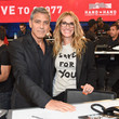 Julia Roberts and George Clooney Photos