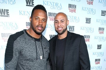 Hank Baskett WE tv Celebrates the Premiere of 'Kendra on Top' and 'Driven To Love'
