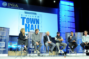 Hank Haney SiriusXM PGA TOUR Radio At 2016 PGA Merchandise Show - Day 1