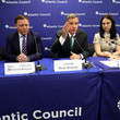 Hanna Hopko Sens Mark Warner And Marco Rubio Discuss Russian Interference In US Elections
