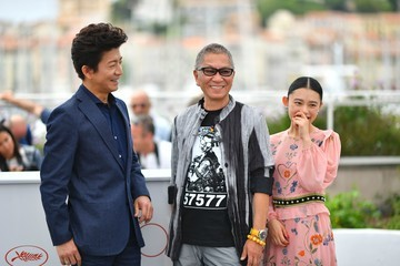 Hanna Sugisaki 'Blade of the Immortal (Mugen No Junin)' Photocall - The 70th Annual Cannes Film Festival