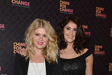 "Hannah Arterton Royal Box Arrivals At ""Chime For Change: The Sound Of Change Live"" Concert"
