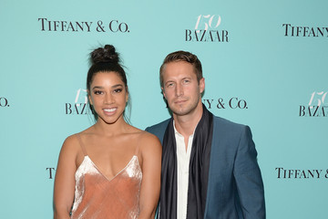 Hannah Bronfman Brendan Fallis Harper's BAZAAR 150th Anniversary Event Presented With Tiffany & Co at the Rainbow Room - Arrivals