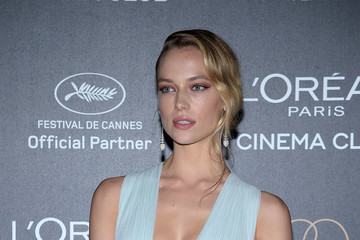 Hannah Ferguson Gala 20th Birthday of L'Oreal in Cannes - The 70th Annual Cannes Film Festival
