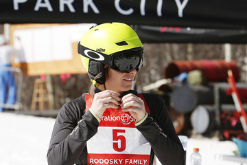 Hannah Kearney Operation Smile's Celebrity Ski & Smile Challenge Presented by the Rodosky Family