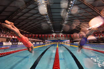 Hannah Miley British Swimming Championships - Day One