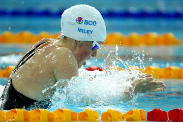 Hannah Miley Swimming - Commonwealth Games Day 1