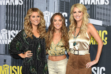 Hannah Mulholland 2017 CMT Music Awards - Arrivals