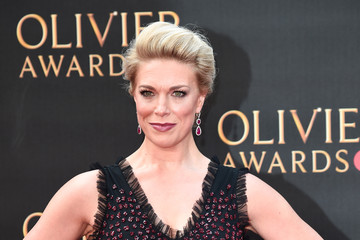 Hannah Waddingham The Olivier Awards 2019 With MasterCard - Red Carpet Arrivals