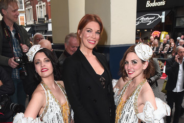 "Hannah Waddingham The Duchess Of Cambridge Attends The Opening Night Of ""42nd Street"" In Aid Of The East Anglia Children's Hospice"