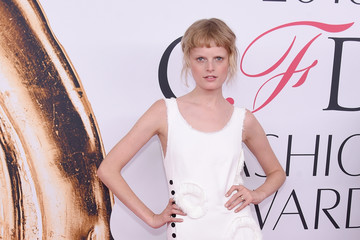 Hanne Gaby 2016 CFDA Fashion Awards - Arrivals