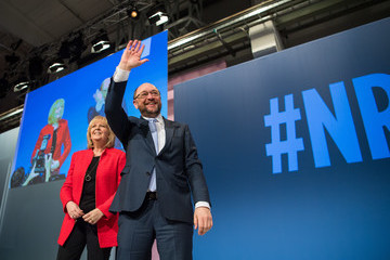 Hannelore Kraft SPD Launches Election Campaign in North Rhine-Westphalia