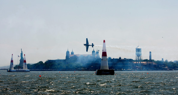 Red Bull Air Race, New York - Qualifying