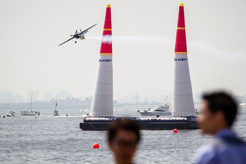 Hannes Arch Red Bull Air Race Chiba - Day 2