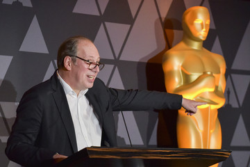 Hans Zimmer The Oscars Foreign Language Film Award Directors Reception