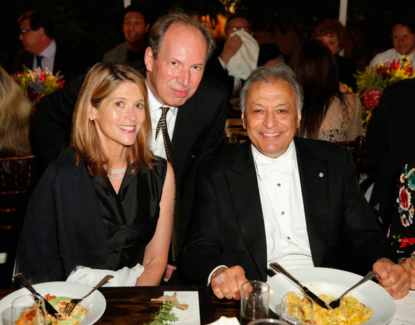 Hans Zimmer Honored in Beverly Hills