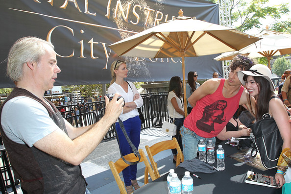 'The Mortal Instrument' Meet and Greet in Glendale