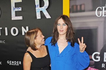 Hari Nef National Geographic Hosts World Premiere Screening Of 'Gender Revolution: A Journey With Katie Couric'
