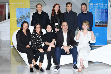 Harlan Coben 'Safe' Photocall - The 1st Cannes International Series Festival