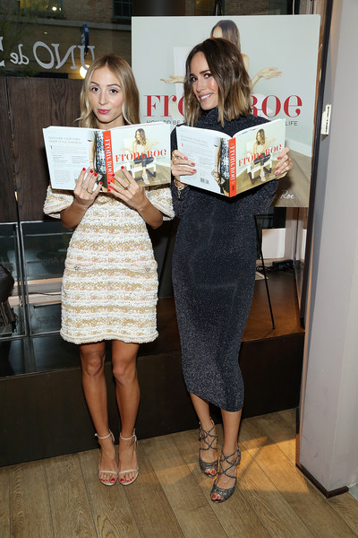 The Launch ff Louise Roe's Book 'Front Roe: How To Be the Leading Lady In Your Own Life'