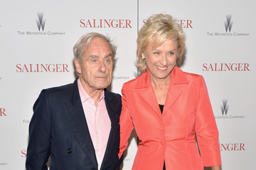 Harold Evans 'Salinger' Screening in NYC
