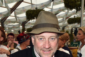 Harold Faltermeyer Celebrities Hang out at Oktoberfest 2015 - Day 1