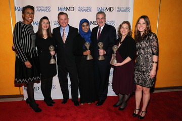 Harold S. Koplewicz WebMD Hosts 2014 Health Hero Awards - Inside