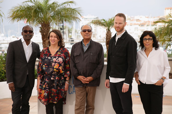Short Films Jury Photo Call at Cannes