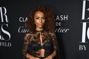 """Janet Mock attends as Harper's BAZAAR celebrates """"ICONS By Carine Roitfeld"""" at The Plaza Hotel presented by Cartier - Arrivals on September 06, 2019 in New York City."""