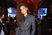 Zendaya attends as Harper's BAZAAR celebrates 'ICONS By Carine Roitfeld' at The Plaza Hotel presented by Cartier - Inside on September 06, 2019 in New York City.