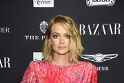 """Lindsay Ellingson attends as Harper's BAZAAR Celebrates """"ICONS By Carine Roitfeld"""" at the Plaza Hotel on September 7, 2018 in New York City."""